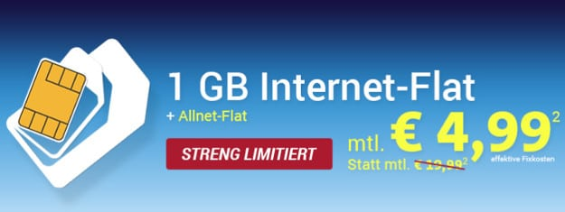 o2 Comfort Allnet SIM-only