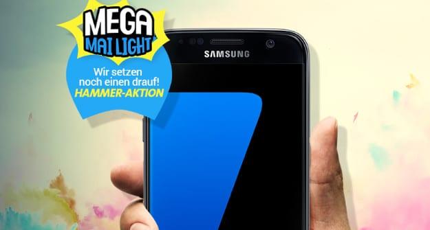 Samsung Galaxy S7 + 1.FC Köln Tarif