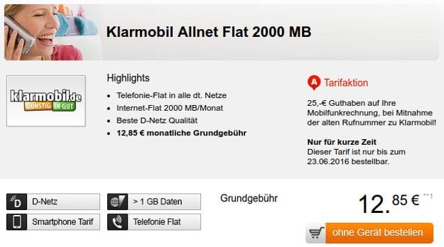 Allnet-Spar-Flat M
