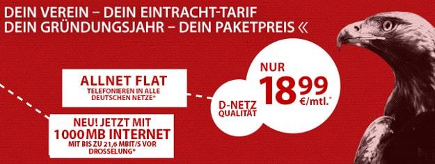 Eintracht-Tarif
