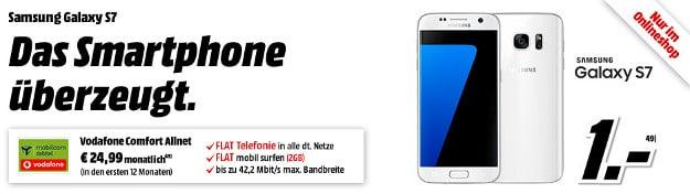 Samsung Galaxy S7 + Vodafone Comfort Allnet (md)