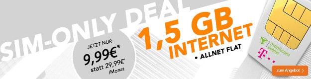 Telekom Comfort Allnet 1500 MB (md)