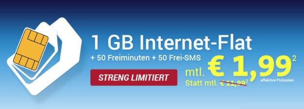 o2 Internet-Flat