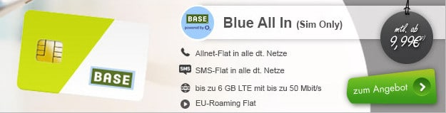 Base Blue All-in M