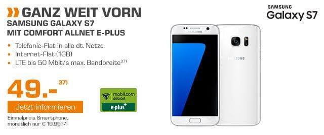 Samsung Galaxy S7 + E-Plus Comfort Allnet (md)