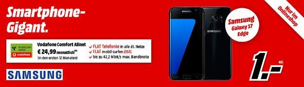 Samsung Galaxy S7 Edge + Vodafone Comfort Allnet (md)
