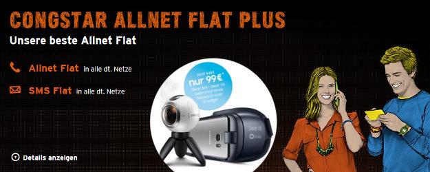 Samsung Galaxy S7 + congstar Allnet-Flat Plus