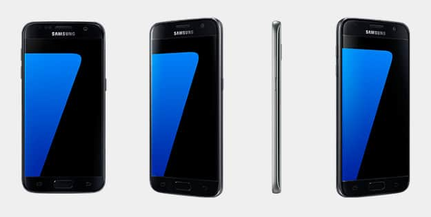 Samsung Galaxy S7 schwarz