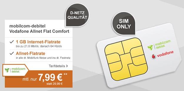 Vodafone Flat Allnet Comfort (md)