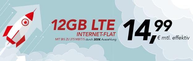 DataGo L mit 12GB bei Handyflash