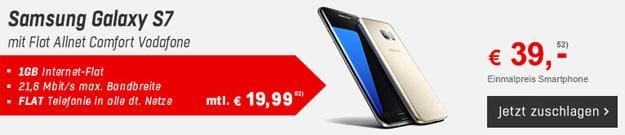 Galaxy S7 - Flat Allnet Comfort Vodafone