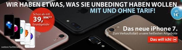 iPhone 7 + Smart L bei LogiTel