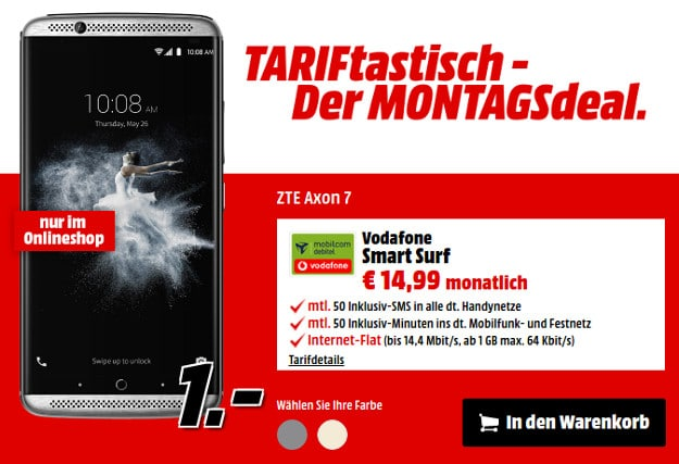ZTE Axon 7 + Vodafone Smart Surf (md)