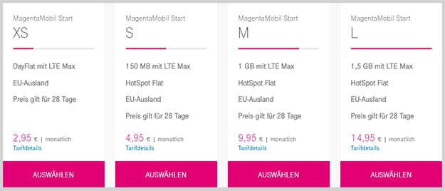 magenta-mobil-start