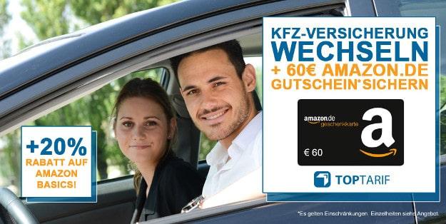 kfz-Versicherung Bonus-Deal