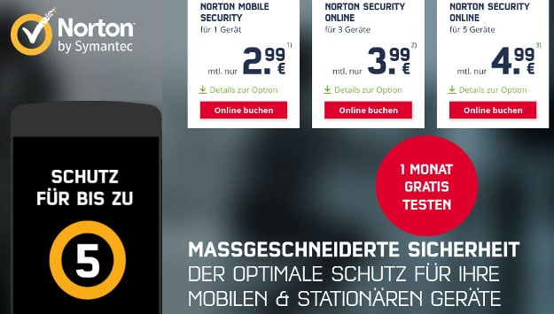 Norton Mobile Security Bildplus Deezer Testoptionen Kündigen