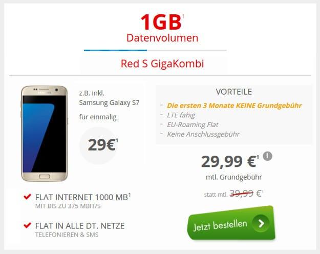 Vodafone Red GigaKombi