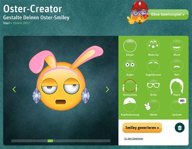 WhatsApp SIM - Oster-Creator