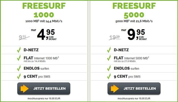 freenetmobile freesurf