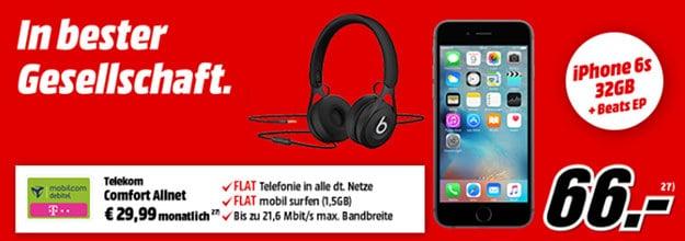 iPhone 6s + Telekom Comfort Allnet (md)