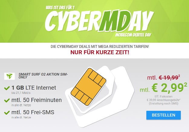 o2 Smart Surf (md) Cybermonday