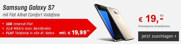 redcoon Galaxy S7 Flat Allnet Comfort