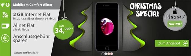 Vodafone Comfort Allnet (md) + iPhone 7