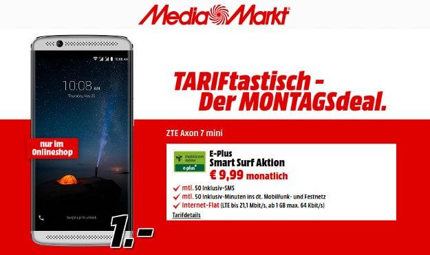 ZTE Axon 7 Mini + E-Plus Smart Surf (md)