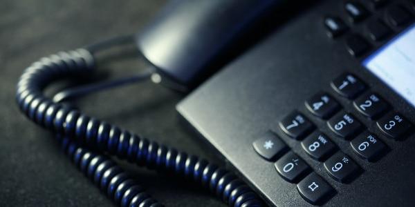 Wie ein Festnetz-Telefon: die mobile Festnetznummer auf dem Handy