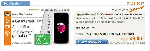iPhone-7-klarmobil-Allnet-Flat-Premium-2