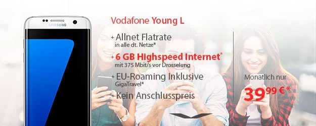 samsung galaxy s7 vodafone young L