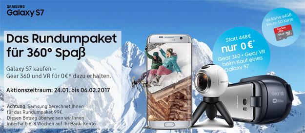 Galaxy S7 - Rundumpaket