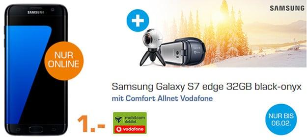 Galaxy S7 + Vodafone Comfort Allnet (md)