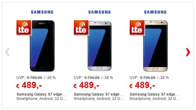 Samsung Galaxy S7 Edge redcoon