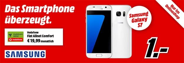 Samsung Galaxy S7 Vodafone Flat Allnet Comfort
