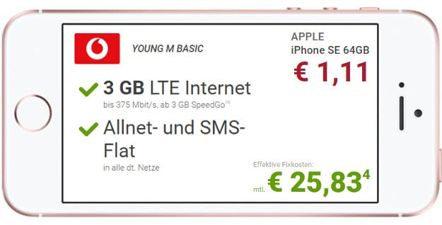 iPhone-SE-Vodafone-Young-M-Sparhandy