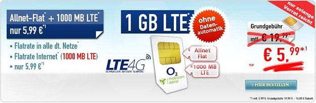o2 Comfort Allnet (md) Handybude