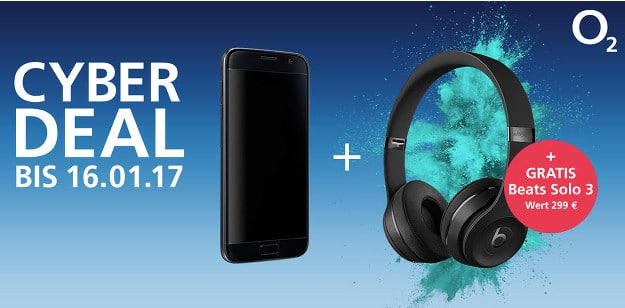 o2 Cyberdeal mit Beats Solo 3