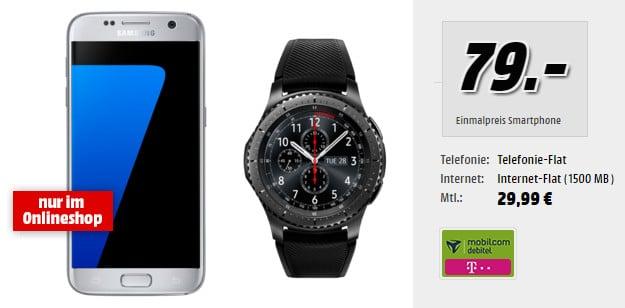 Samsung Galaxy S7 + Telekom Comfort Allnet (md)