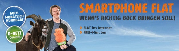 klarmobil Smart-Flat 1000