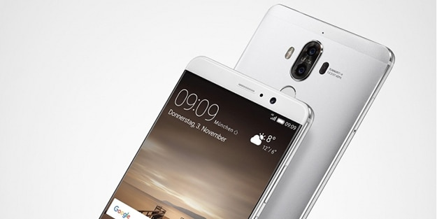 Huawei Mate 9 mit Vertrag günstig kaufen - Test, Specs und Preis