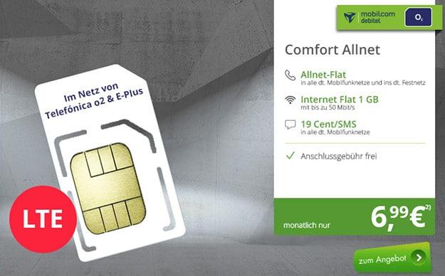 o2 Comfort Allnet (md) modeo 699