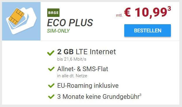 BASE Eco Plus Sh