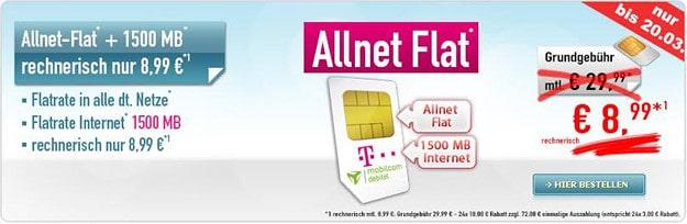 Telekom Comfort Allnet (md) Handybude