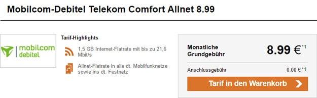 Telekom Comfort Allnet (md) LogiTel