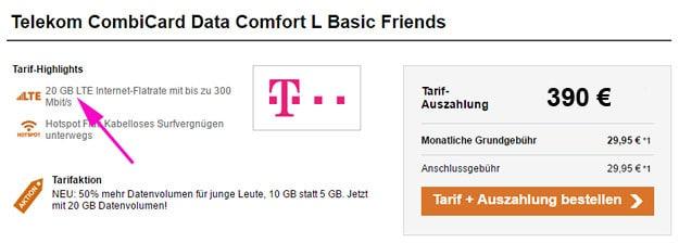 Telekom-Data-Comfort