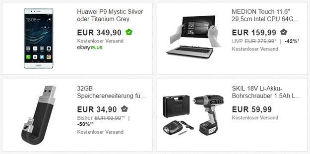 Huawei P9 eBay