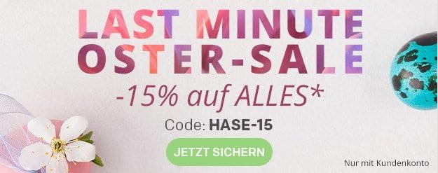 Rakuten Oster-Sale
