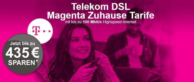 Telekom Magenta Zuhause LogiTel