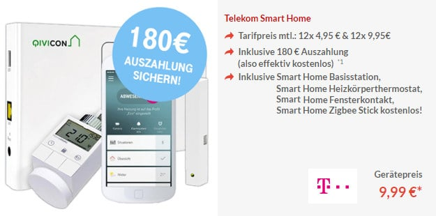 Telekom Smart Home gross